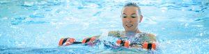 Workouts in het water, het kan allemaal bij zwembad De Gelenberg