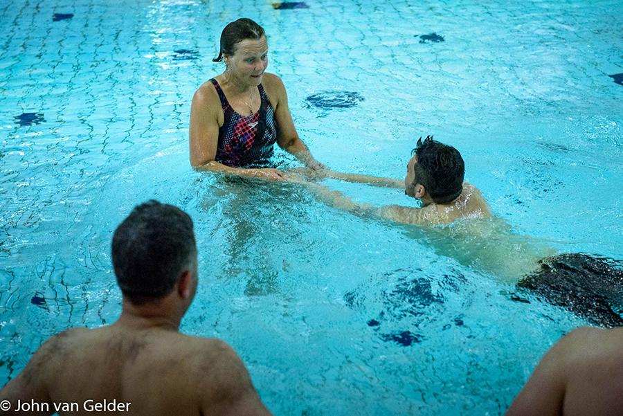 Zwemles Volwassenen